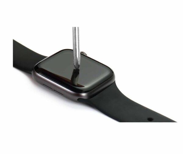 Apple Watch Panzerglas FlightLife mit Schraubenzieher