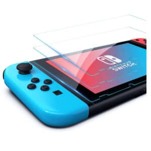 Nintendo Switch Panzerglas von Flightlife als Displayschutz