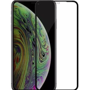 Panzerglas iPhone 11 als Displayschutz in Schwarz