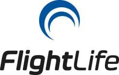 FlightLife Logo der Experte für Panzergläser