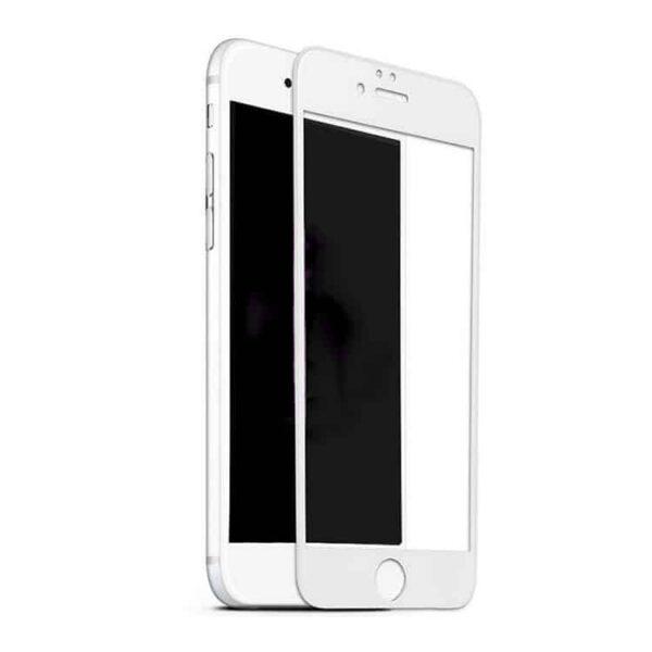 Panzerglas iPhone 8 weiss FlightLife