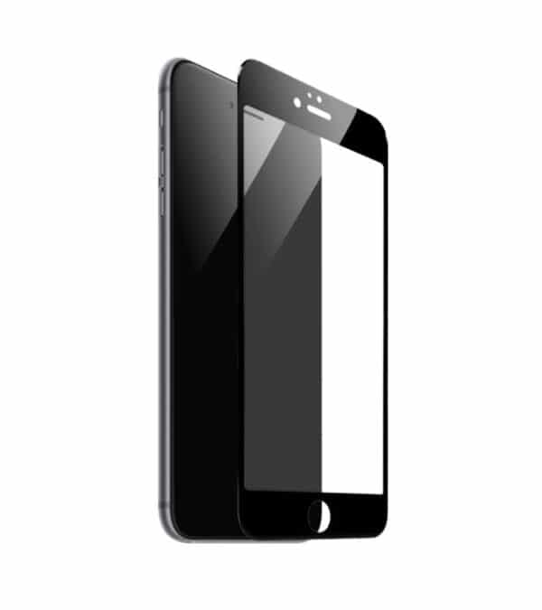 Panzerglas iPhone 8 schwarz FlightLife
