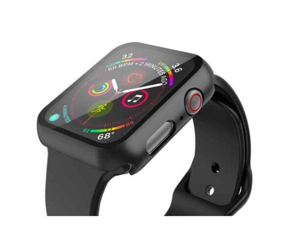 Full Apple Watch Case und Schutzhülle für die Apple Watch 44mm Series 4 und 5