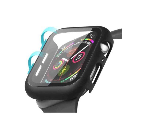 Apple Watch Case und Schutzhülle für die Apple Watch 44mm Series 4 und 5 zum Andocken