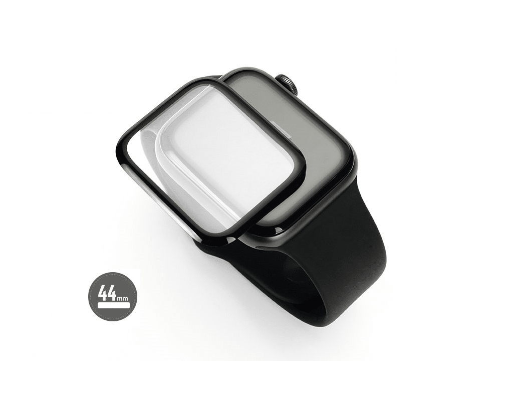 3D Panzerglas Apple Watch Series 6 44mm
