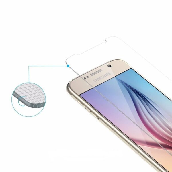 Panzerglas Samsung Galaxy S6 edge Plus Transparent