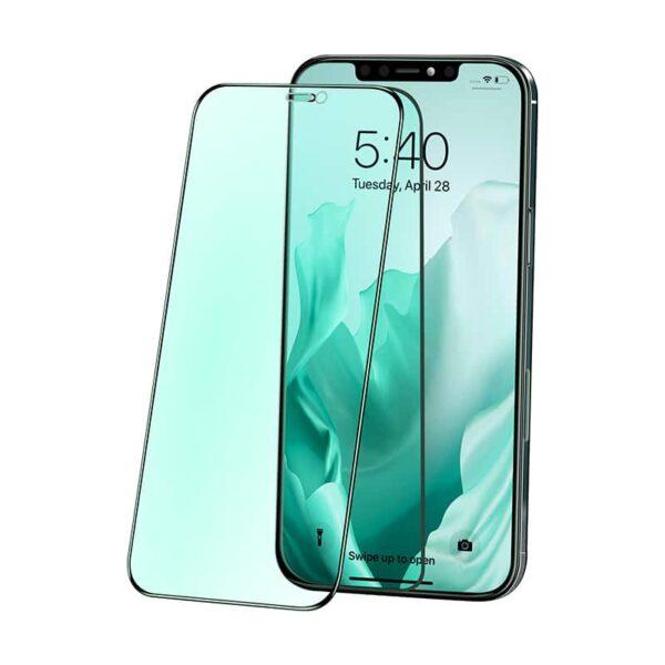 iPhone 12 Blaulichtfilter Panzerglas für den optimalen Displayschutz von FlightLife