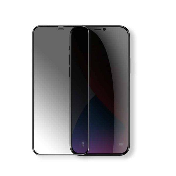 iPhone 12 Panzerglas mit Privacy Screen für den optimalen Displayschutz von FlightLife