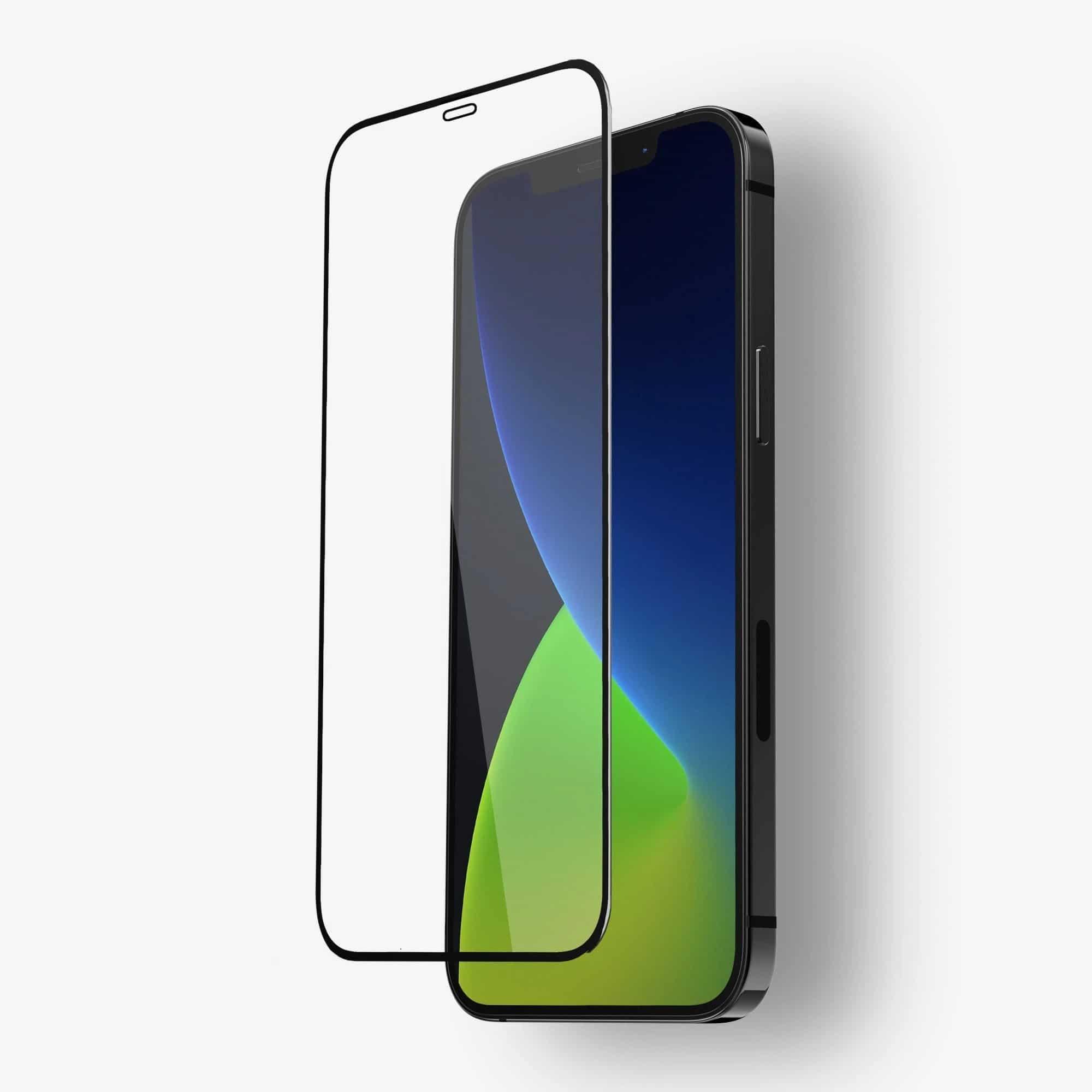 3D Premium Panzerglas Apple iPhone 12 Pro Max